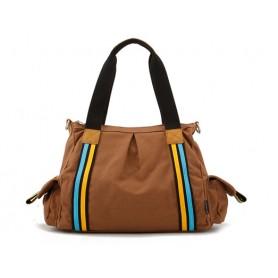 coffee Crossbody handbag