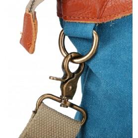 blue cross bag