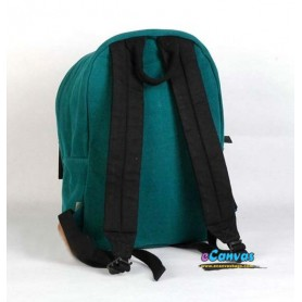 blue cute backpack