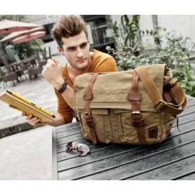 army green mens messenger bag