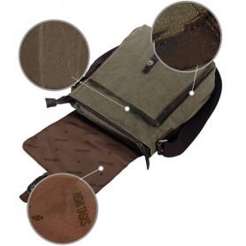Retro Shoulder Bag For Men