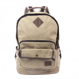 Teenagers Canvas Rucksack, Stylish Canvas Backpacks For School