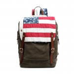 Designer Personalized Canvas Backpacks