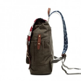Personalized Canvas Backpacks