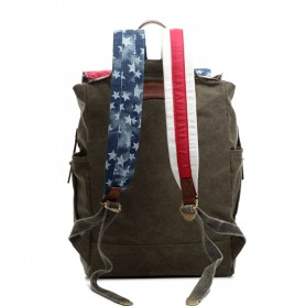 Designer Canvas Backpacks