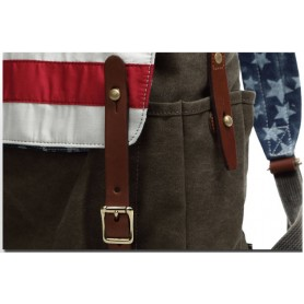 Canvas Retro Rucksack Online Shopping