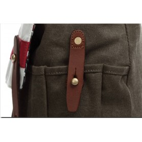 Designer Personalized Canvas Backpacks Online Shopping