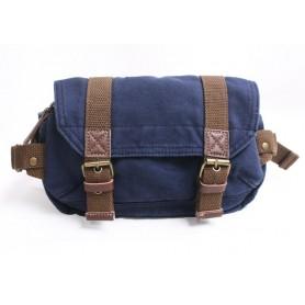 blue fashion waist pack