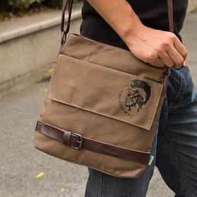 coffee shoulder messenger bag