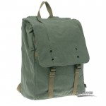 Unisex netbook backpack, best rucksack, 15 inches army green laptop backpack