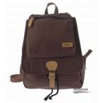 coffee School drawstring backpack