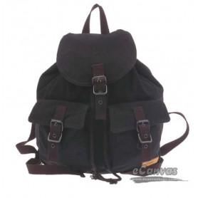 black Bike backpack