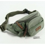 Hiking pack, water bottle fanny pack, retro fanny pack, 3 colors