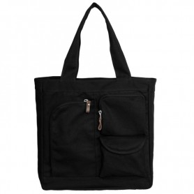black High-capacity bag