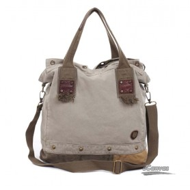 Bike messenger bag, messenger hand bag, cheap messenger bag, grey & khaki