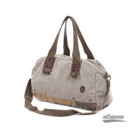 grey aslant Bag