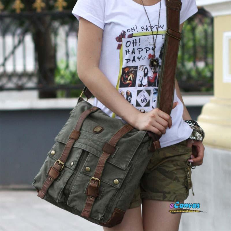 Tactical Messenger Bag Womens For Women