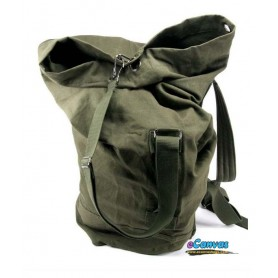 Army green outdoors travel shoulders bag