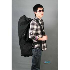black travel shoulders bag
