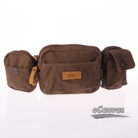 Coffee Hiking Waist Pack