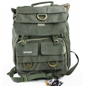 Camera backpack with tripod holder, waterproof 15 laptop case, 3 colors