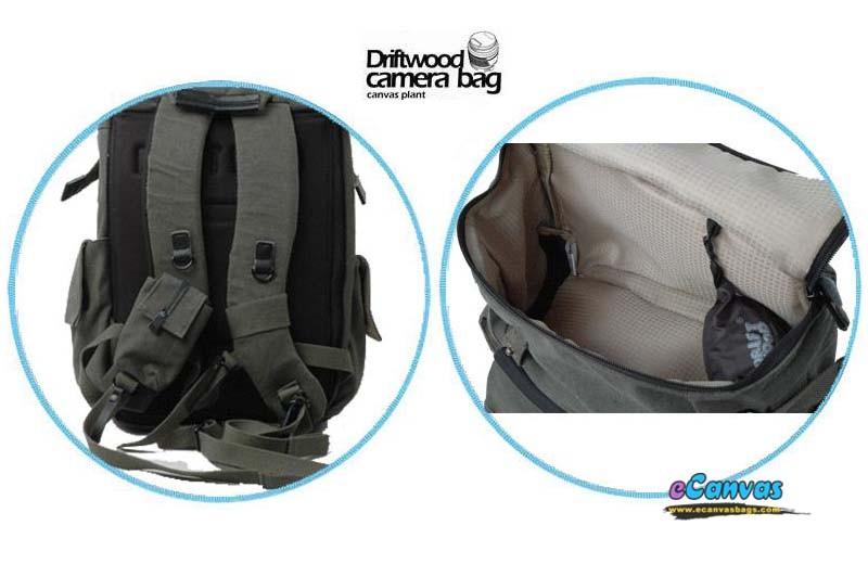 Slr Camera Backpack 12 Inch Laptop Bag
