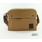 khaki Cute messenger bag