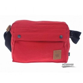 red Cute messenger bag