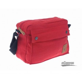 red IPAD bag
