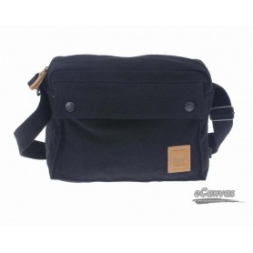 black Cute messenger bag