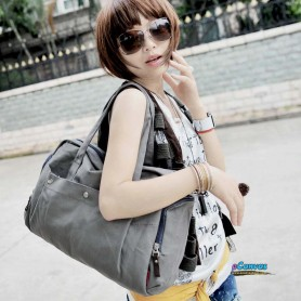 grey Fashion utility bag for women