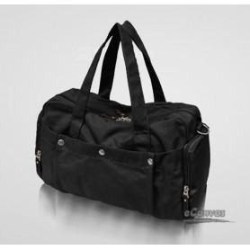 black Fashion utility bag