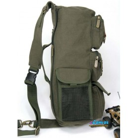 tactical shoulder go pack bag