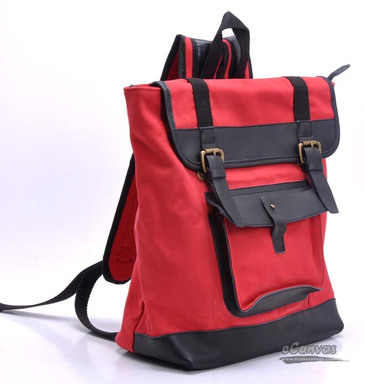 c1ddaa5eb3 ... red Canvas lovers bag · red cute backpack · red girls boys backpack ...