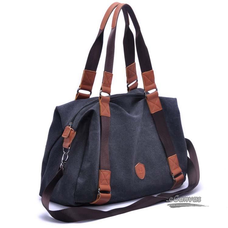 ... black retro messenger bag ... 34b9c817f6bfd