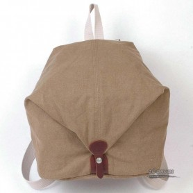 khaki cute backpack