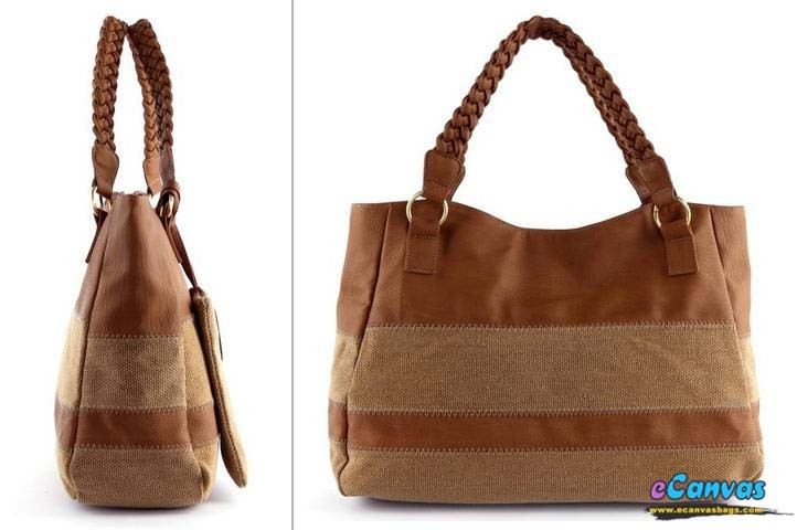 Hobo purses cheap, ladies tote bag, 4 colors - E-CanvasBags