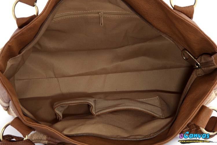 Hobo purses cheap, ladies tote bag, 4 colors - E-CanvasBags