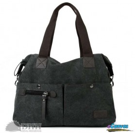 black Large handbags tote