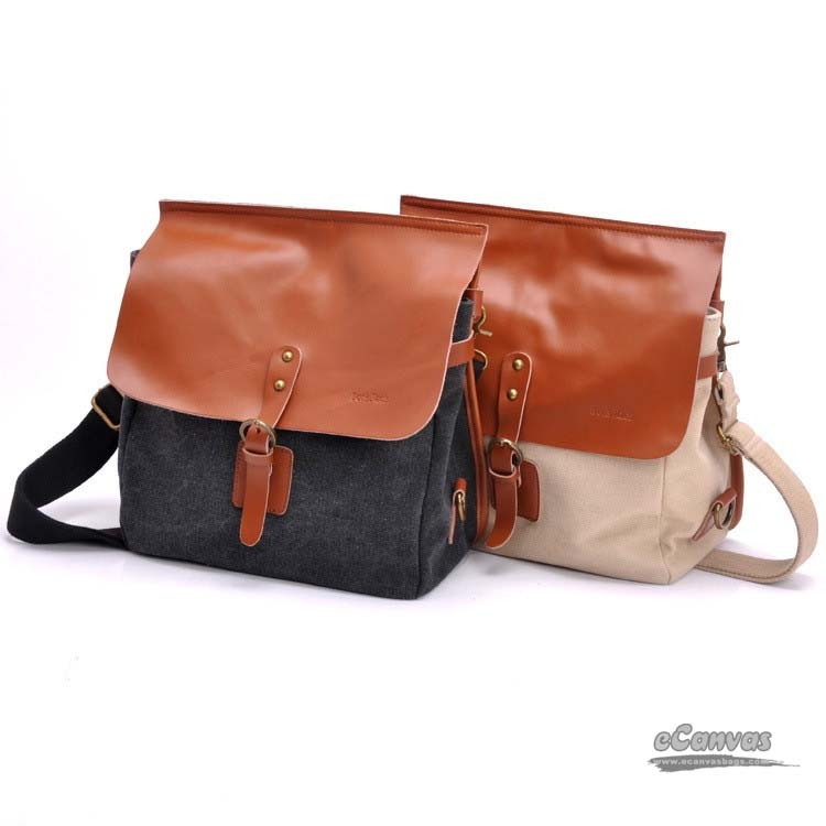 Over The Shoulder Leather Bag – Shoulder Travel Bag
