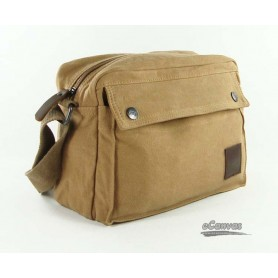 khaki IPAD bag