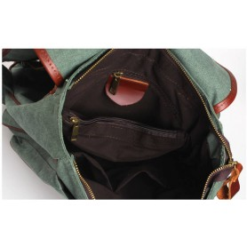 canvas backpack for lovers