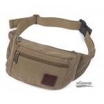 khaki Personalized waist pack