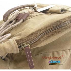 KHAKI army rucksack