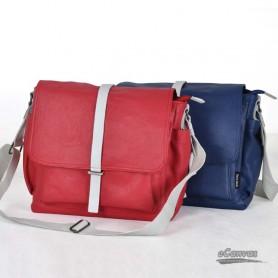 lovers  canvas shoulder bag