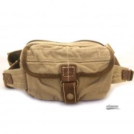 Waist fanny pack, retro waist pack for men, 4 colors