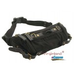 Fanny pack for men black