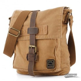 Cool messenger bag, khaki best messenger bag