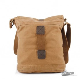 khaki best messenger bag for men