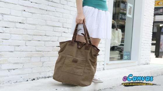 Womens messenger bag black  messenger bag black for women  large canvas  tote bag khaki ... 246311d72ec84